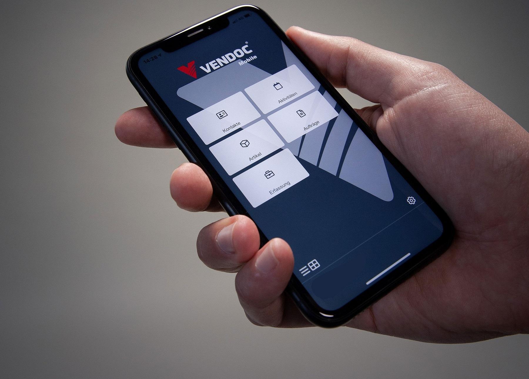 VenDoc Mobile – die neue offlinefähige App